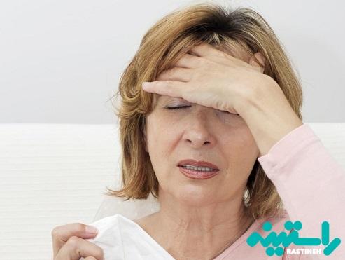 عفونت سینوس (سینوزیت)