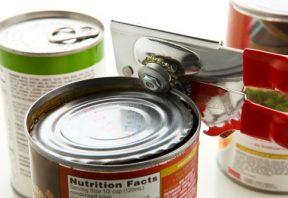 بوتولیسم: مواد غذایی کنسرو شده