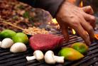 طبخ گوشت