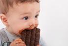 خوردن شکلات تلخ برای کودکان