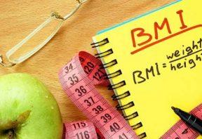 نمایه توده بدنی (BMI)
