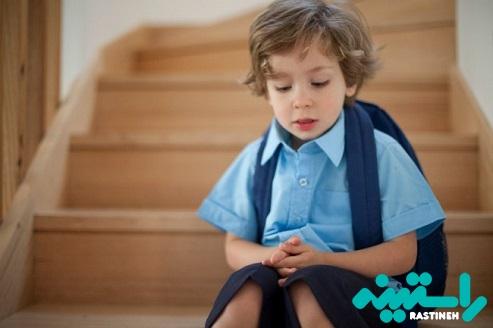 رفتارهای غیر عادی کودک