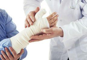 شکستگی دست