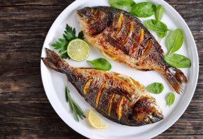 ارزش غذایی ماهی