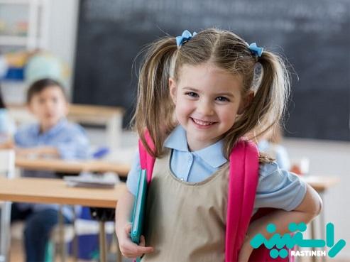 آمادگی دانش آموز برای ورود به مدرسه