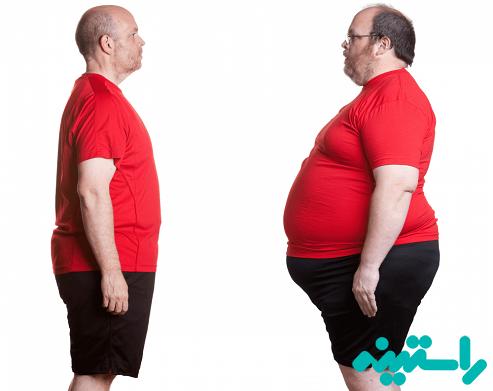 ۲۰ کیلوگرم کاهش وزن