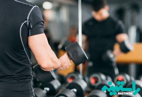 کاهش وزن در جوانی