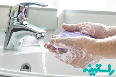 شست و شوی دستها