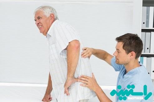 درمان اسپاسم کمر
