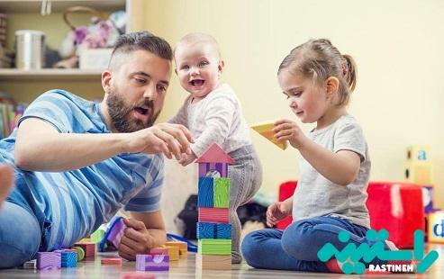 نگرش جوانان برای بچه دارشدن