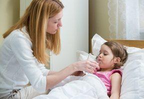 خشکی بدن در کودکان