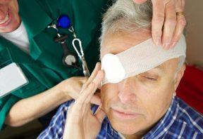 آسیب دیدگی چشم