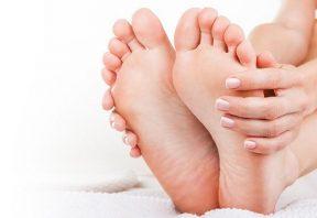 حفظ سلامت پا