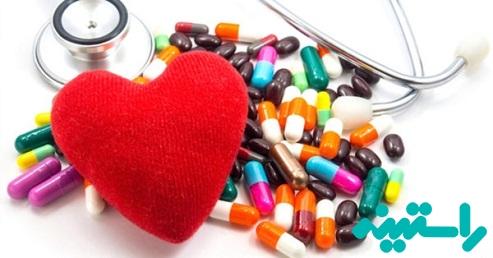 دارو های قلب