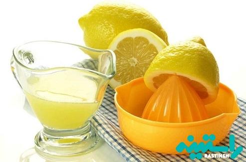آب لیموی تازه