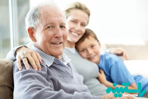 وظایف خانواده و اطرافیان سالمند