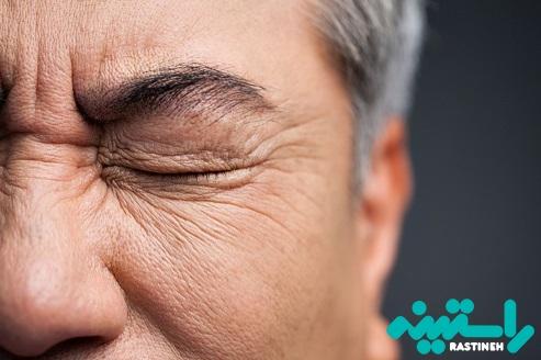 تسکین درد چشم