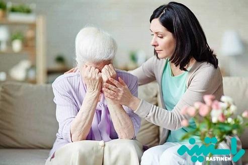 سالمندان زودرنج