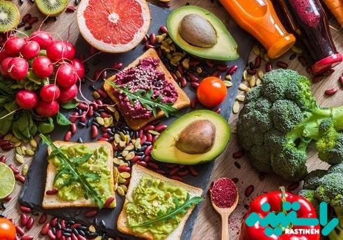 15 خوراکی غنی از منیزیم