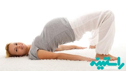 پیشگیری از کمردرد و تقویت شکم