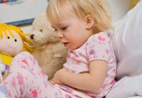 دل درد و تهوع در کودکان