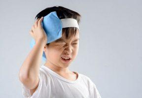 آسیب های خفیف وارده به سر در کودکان