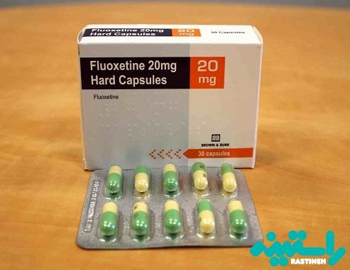 تداخل فلوکستین با داروهای دیگر