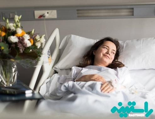 ریکاوری پس از عمل پروتز سینه