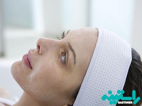 آماده سازی پوست قبل از انجام لایهبرداری شیمیایی