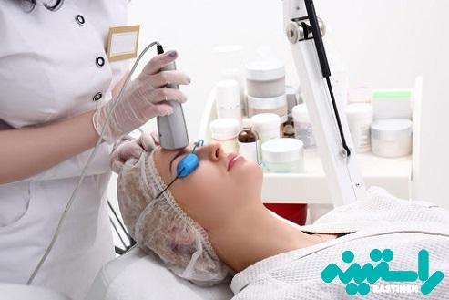 انواع لیزر درمانی در ایران