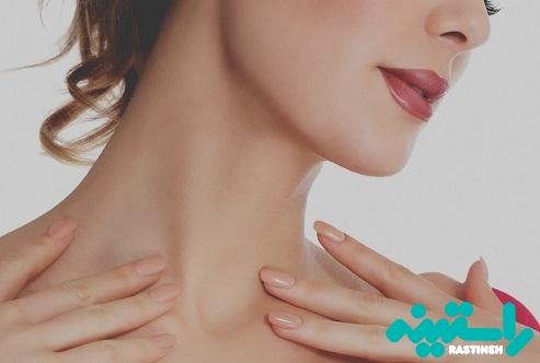 نحوه کاهش و جلوگیری از چروکهای گردن