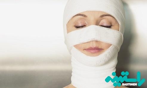 دوره بهبودی پس از جراحی لیفتینگ صورت