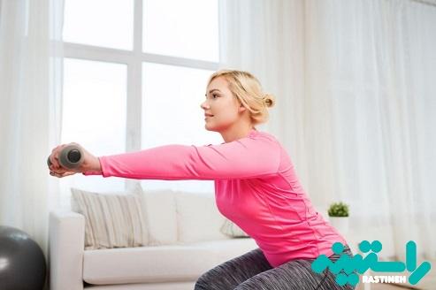 ورزش کردن برای از بین بردن سلولیت