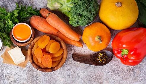 ویتامین آ و انواع آن